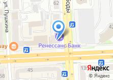 Компания «Пять звезд» на карте