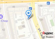 Компания «Клининг.tel» на карте