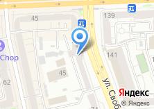 Компания «Отелем.ру» на карте