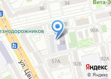 Компания «Автомобильные и Оконные пленки» на карте