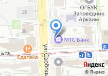 Компания «Плаза-ДевелопментСервис» на карте