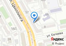 Компания «Адвокатский кабинет Кухлинского А.Л» на карте
