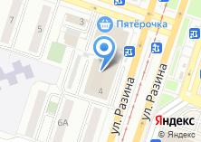Компания «Первое Коллекторское Бюро» на карте