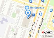 Компания «Аспект-М» на карте