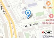 Компания «Проектно-Монтажный Центр-1 УВО» на карте