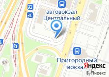 Компания «Автовокзал г. Челябинска» на карте