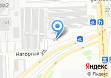 Компания «Урал-Кран» на карте