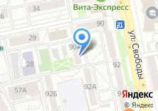 Компания «Аэдис-2» на карте