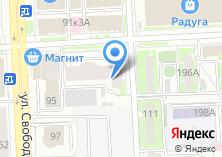 Компания «ЭМИС» на карте