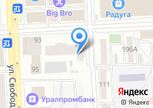 Компания «Бумоптторг» на карте