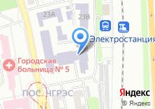 Компания «МРСК Урала учебный центр» на карте