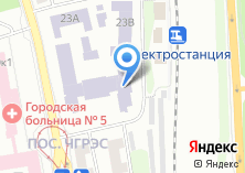 Компания «Уралпродукт» на карте