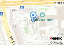 Компания «Челябинский Межрегиональный Союз Строителей» на карте