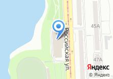 Компания «RedGarnet» на карте