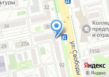 Компания «Государственная аптека» на карте