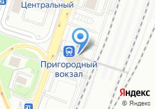 Компания «Газстройсервис» на карте