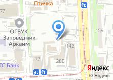 Компания «Жалюзи» на карте