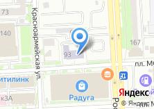 Компания «ИнЛингва» на карте