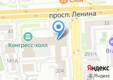 Компания «ОКНОМАНИЯ» на карте