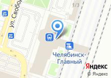 Компания «Випсервис-урал» на карте