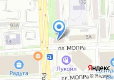 Компания «ПромКранОборудование» на карте