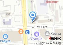 Компания «ШИНИНВЕСТ торгово-сервисная компания» на карте