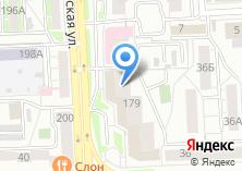 Компания «Банк Ханты-Мансийский» на карте
