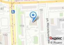 Компания «Технологии безопасности» на карте