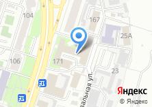 Компания «Военная комендатура ст. Челябинск» на карте
