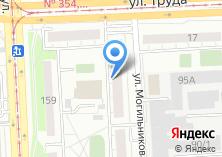 Компания «ЖилГрад» на карте