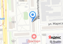 Компания «АЛЬВИС» на карте