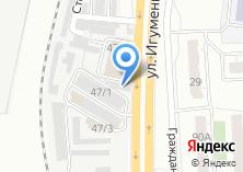 Компания «А-клоп» на карте