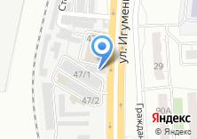 Компания «Клоп-Хлоп» на карте