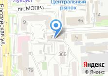 Компания «Мир танца» на карте