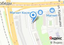 Компания «Заря-Электро» на карте