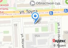 Компания «Адвокатский кабинет Лобастова О.Г» на карте