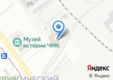 Компания «УралСпецДеталь производственно-торговая компания» на карте