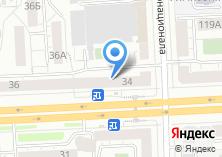 Компания «Турбаза Пороги» на карте