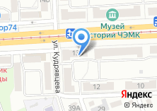 Компания «Храмцова И.С.» на карте