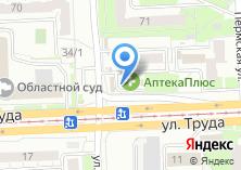 Компания «2 Этаж» на карте