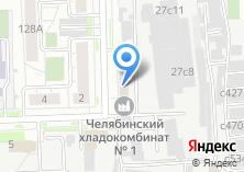 Компания «Кирьянов» на карте