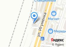 Компания «Электро-СТ» на карте