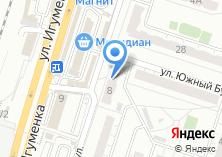 Компания «Пивнушка» на карте