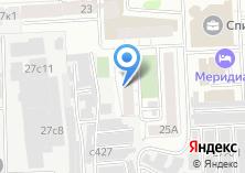Компания «Экстра-Спутник-Транс» на карте