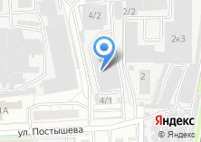 Компания «HKStore.ru» на карте