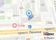 Компания «Станкоцентр Про» на карте