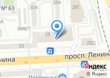 Компания «Коммерческая безопасность плюс» на карте
