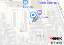 Компания «Этикетка» на карте