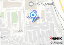 Компания «Уралэлектромуфта» на карте