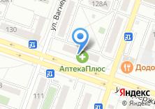 Компания «Анабелла» на карте